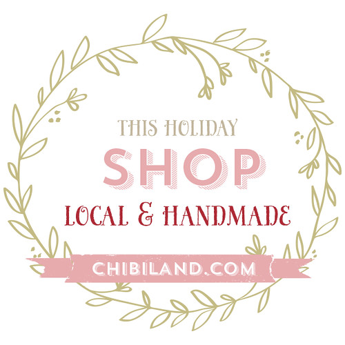 SHOP LOCAL AND HANDMADE
