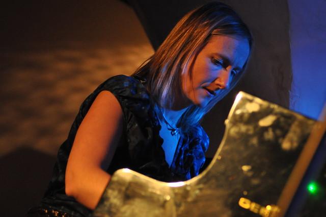 Perrine Mansuy (Eyma quartet) by Pirlouiiiit 05122013