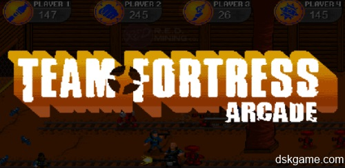 Team Fortress 2 Arcade home