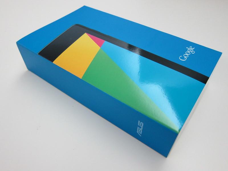 Nexus 7 (2013) - Box