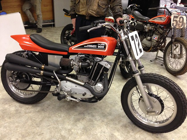 IRON HEAD SPORTY TRACKER