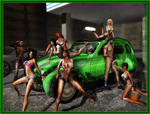 Car Wash !