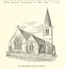 """British Library digitised image from page 291 of """"Manningham, Heaton, and Allerton (townships of Bradford) : treated historically and topographically"""""""