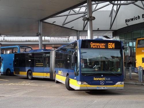Konectbus BD57WCZ
