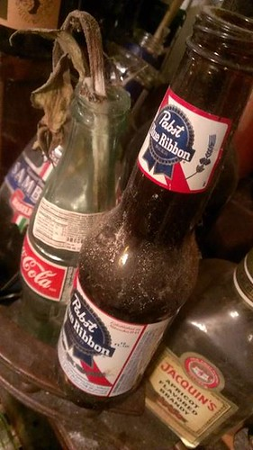 Dusty PBR Bottle (Nov 5 2013)