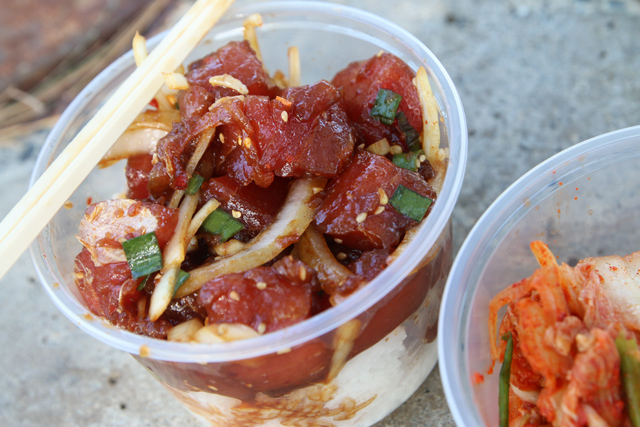 Poke, one of my favorite foods in the world
