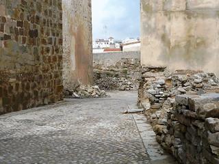 Hinter dem Castillo neben der Andachtskapelle