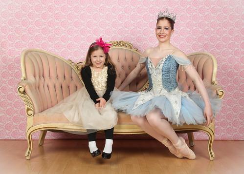 Clara's Tea Party with Texas Ballet Theater