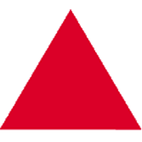 logo corporate identity red triangle doppelg228ngers 6