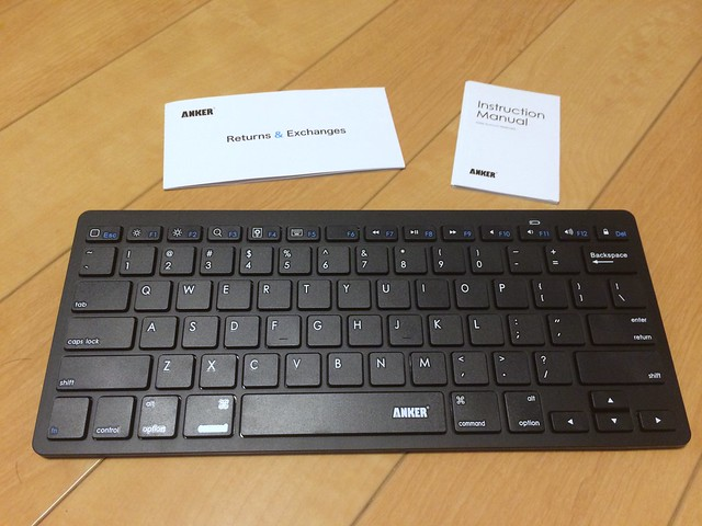 ANKER Bluetooth Wireless Keyboard