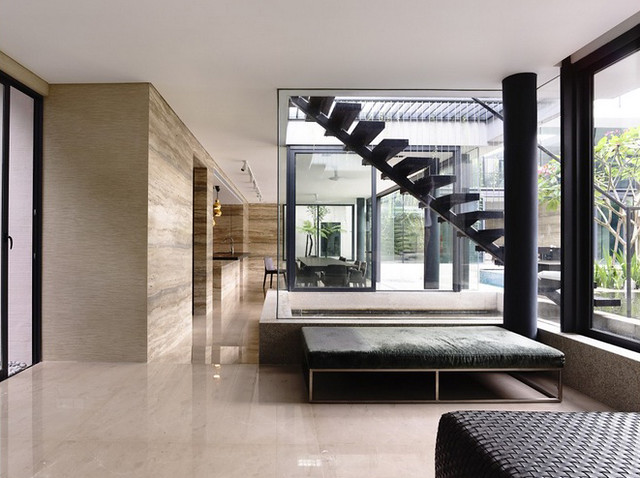 11557487234 754880e460 z Thiết kế ngôi nhà trên đường Andrew/ Hãng a dlab
