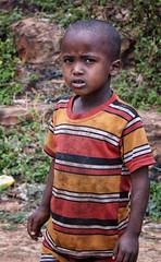 Oromo Boy, Ethiopia