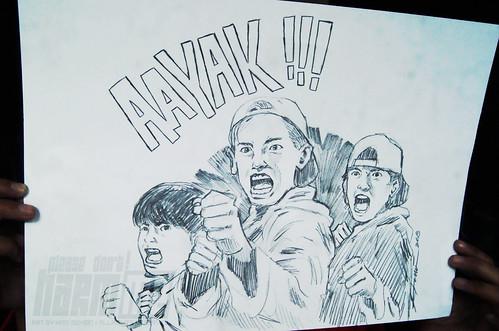 271213 3 Ninjas by hamifaizal mohsin