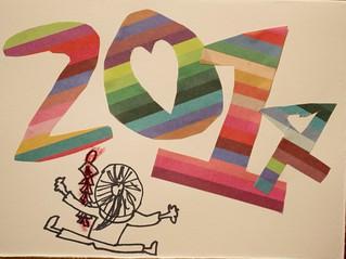 20131229-給雅雅晴晴的卡片1-1