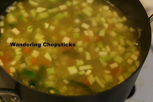 Turkey Quinoa Vegetable Soup 13