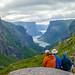 Backcountry Hiking, Western Brook Pond Fjord, Gros Morne National Park by Newfoundland and Labrador Tourism