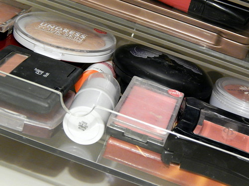 Muji Drawers - Blushers, Bronzers & Highlighters