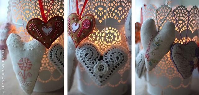 Hearts, hearts...