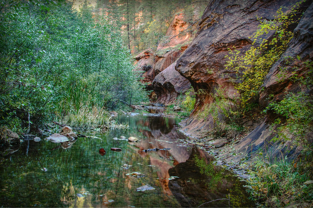 Landscape Photography Number 22: Oak Creek Trail