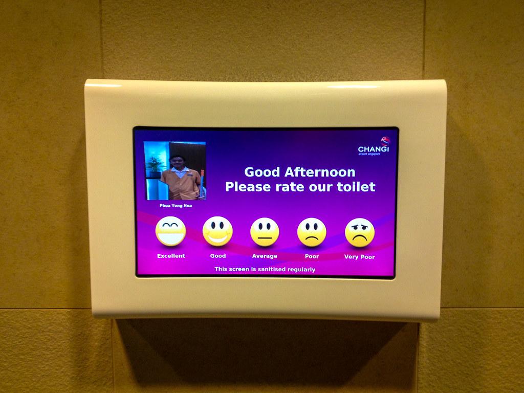 Singapore - toilet