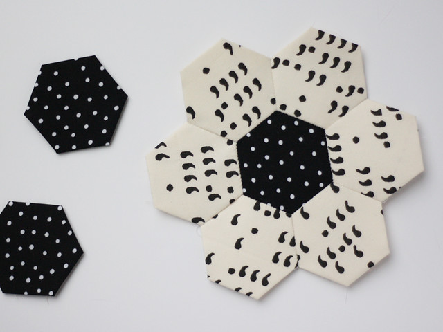 My First EPP Hexies
