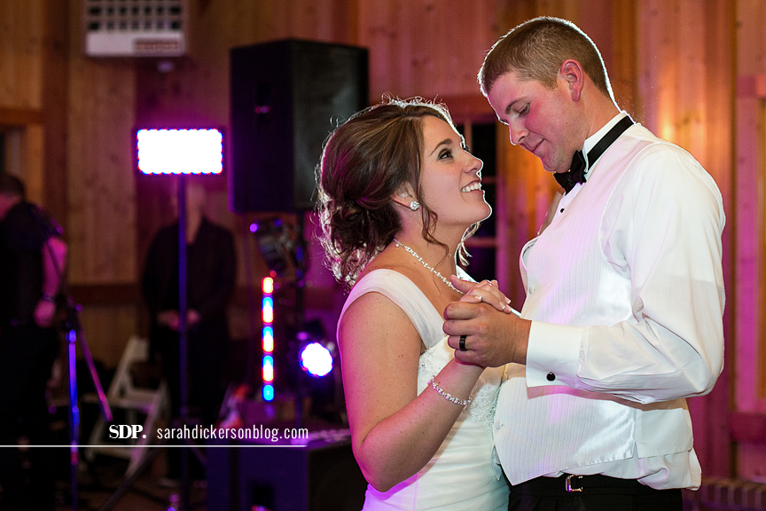 Mildale Farm wedding
