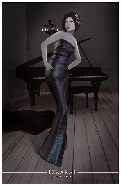 {Zaara} Suhina sequin gown