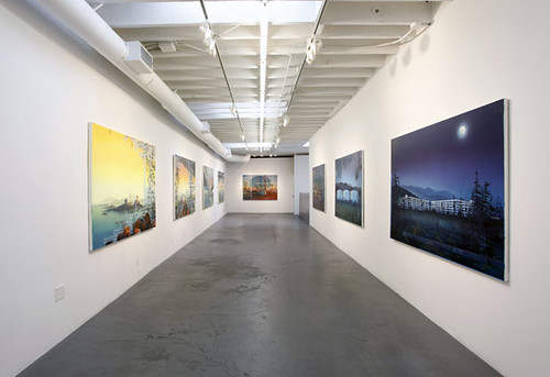Marine Contemporary Gallery on Abbot Kinney
