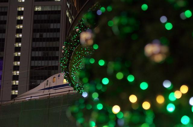 Tokyo Train Story 東海道新幹線 2014年2月1日