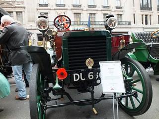 Regent Street Car Show