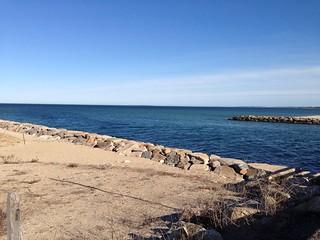 Image of Joseph Sylvia State Beach near Oak Bluffs. massachusetts marthasvineyard oakbluffs