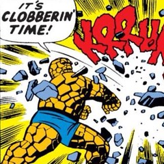 Clobberin' Time Gallery, today at www.LongboxGraveyard.com! #comicbooks