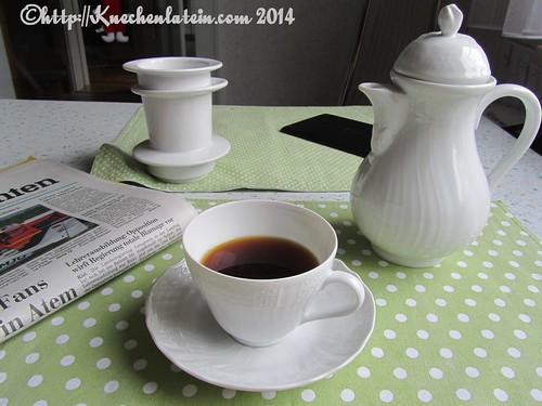 ©Handgefilter Kaffee