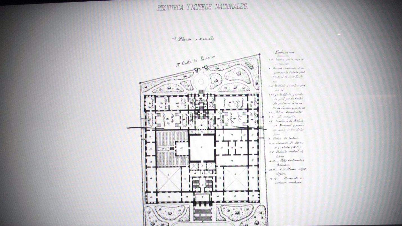 museo arqueologico nacional_man_madrid_biblioteca nacional y museo