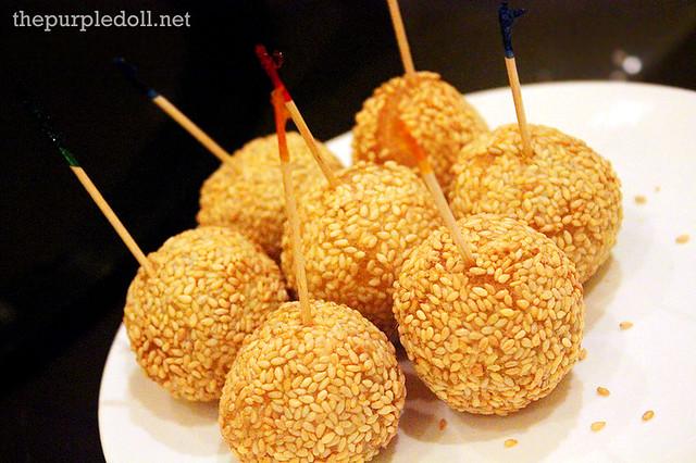 Sesame Balls (Buchi)