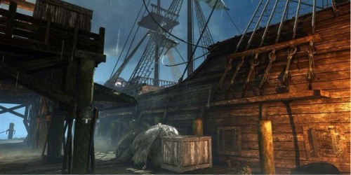 Cod Ghosts: Invasion  Mutiny Map
