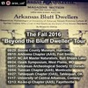 "#Repost @aras_uaf with @repostapp ・・・ The Fall 2016 ""Beyond the Bluff Dweller"" Tour is back on the road...this weekend Lydia Rees & Jamie Brandon will give a talk about Ozark bluff shelters in El Dorado, Arkansas at the annual state-wide meeting of the Ar"