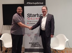 #StartupGrind Cardiff Inaugural Event October 2016