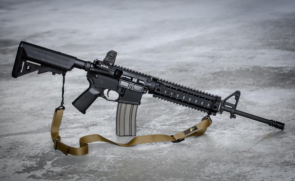 Spec your battle rifle! - 24hourcampfire