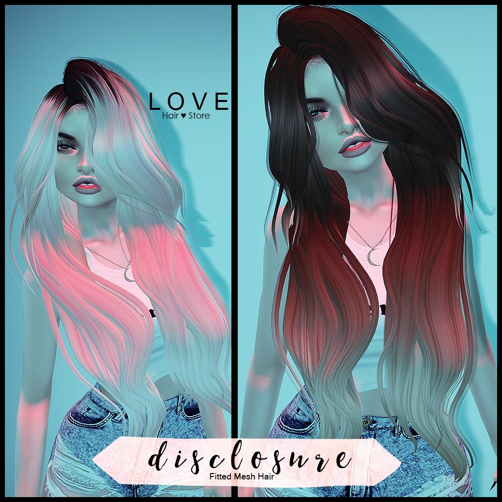 Love [Disclosure] @ Hairology - SecondLifeHub.com