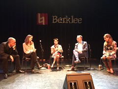 Doris Sommer, Panel on Cultural Diplomacy at Berklee