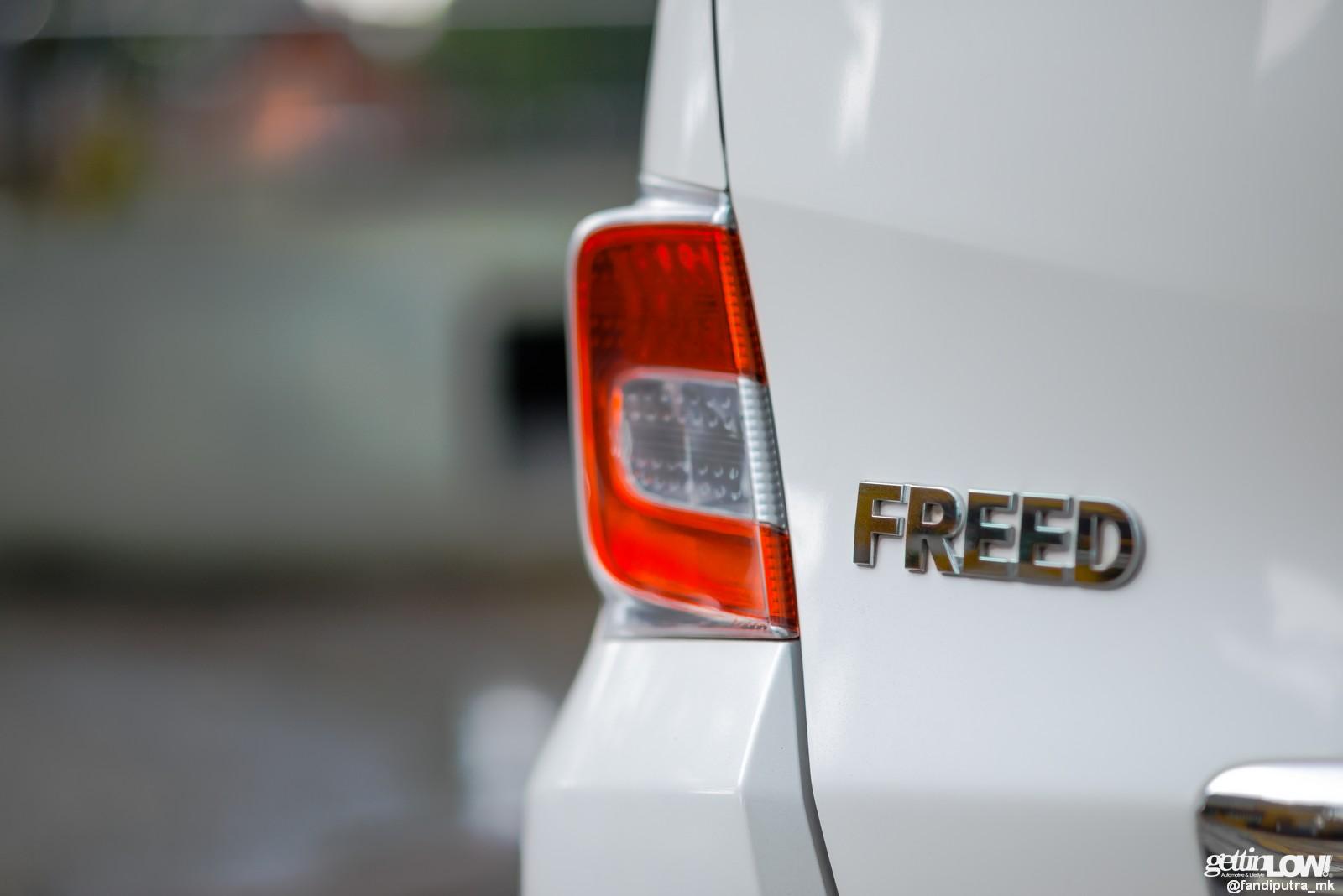 Bani Abd Honda Freed