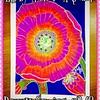 Art by Michele Quam Poppy Series #3/8 #ChelMariesCreativeCorner  #ArtbyMicheleQuam #poppies