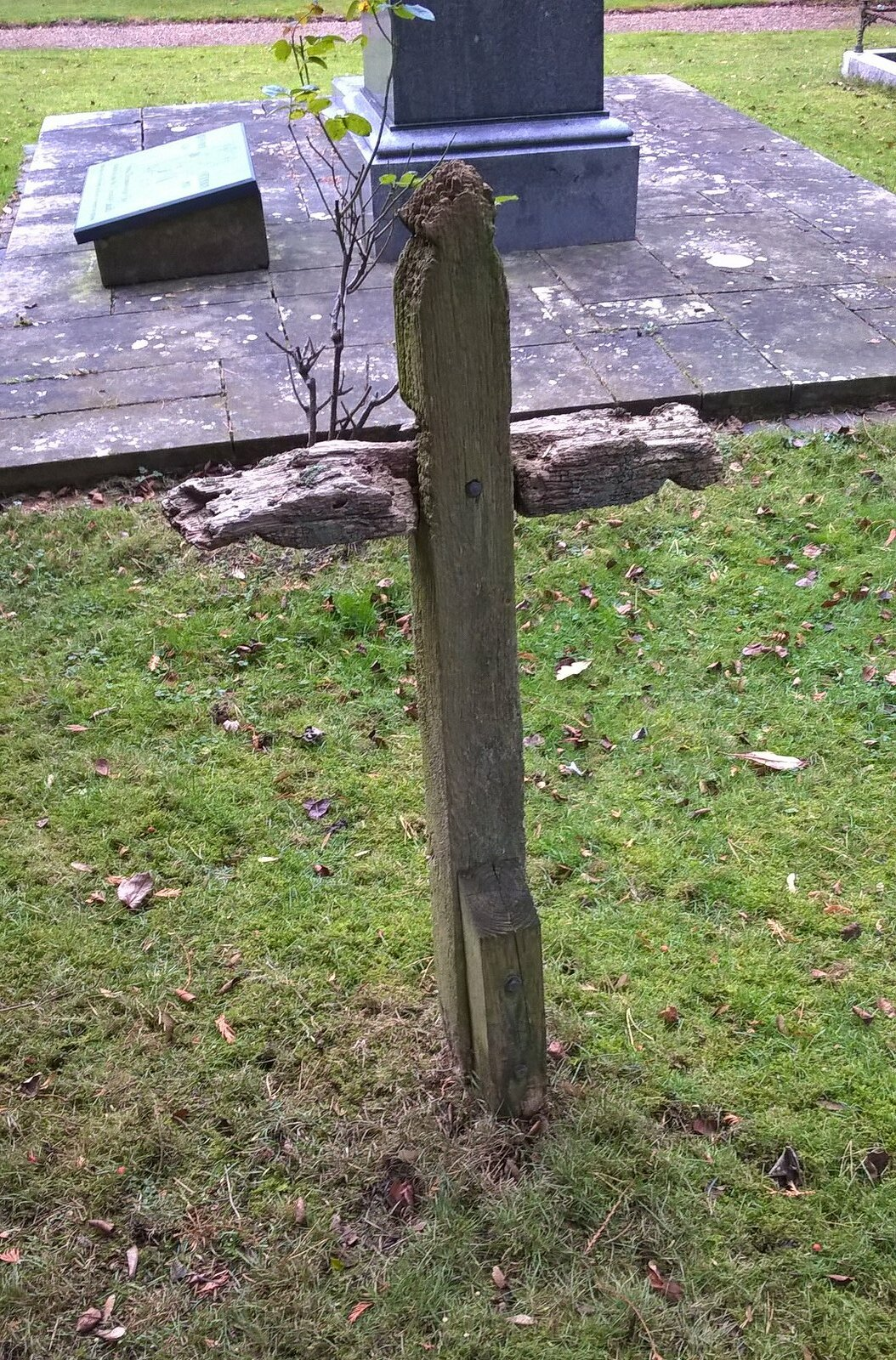 The old rugged cross Frant churchyard