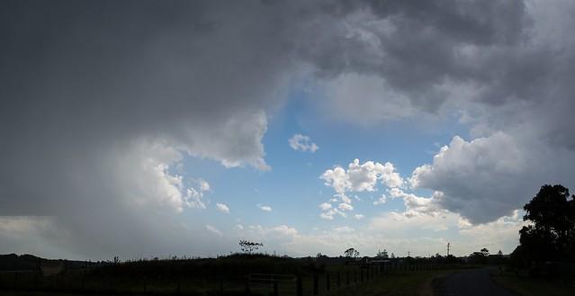 storm at Gundurimba