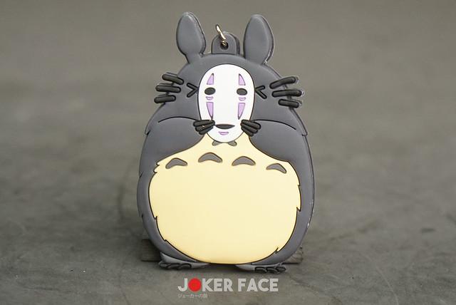 Móc khoá cao su Totoro Vô Diện