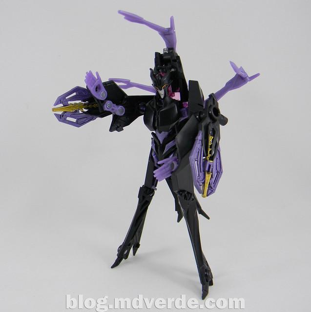 Transformers Airachnid - Prime RID - modo robot