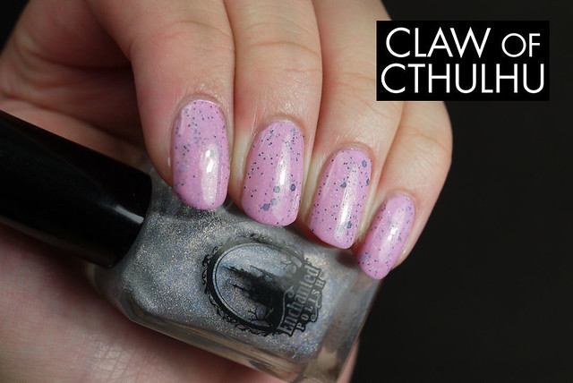 Icing by Claire's Deliciously Scrumptious Swatch