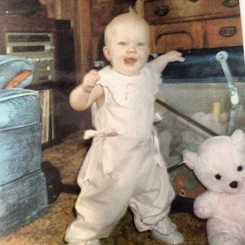 My sweet Lisa - Happy 26th birthday!