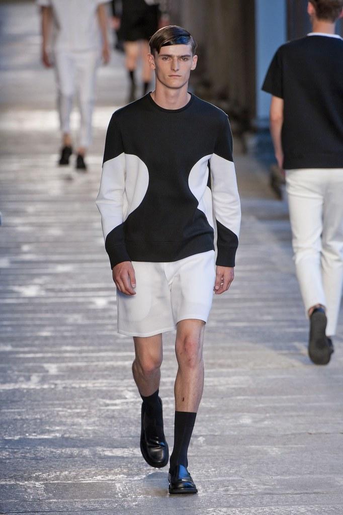 SS14 Milan Neil Barrett006_Alexander Beck(fashionising.com)